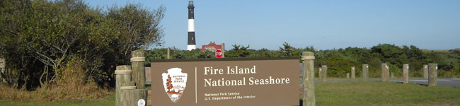 Robert Moses State Park Field 5 - Fire Island Lighthouse